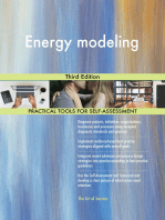 Energy modeling Third Edition
