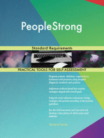 PeopleStrong Standard Requirements