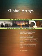 Global Arrays A Clear and Concise Reference