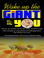 Wake Up the Giant in You
