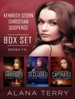 Kennedy Stern Christian Suspense Box Set (Books 7-9)