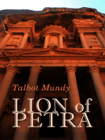 Lion of Petra