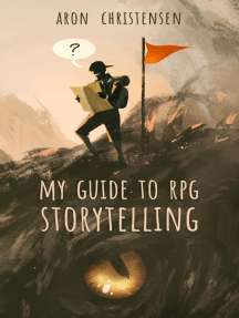 My Guide to RPG Storytelling: My Storytelling Guides, #1