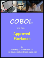 COBOL for the Approved Workman