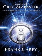Lieutenant Greg Alabaster