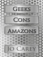 Geeks, Cons, and Amazons