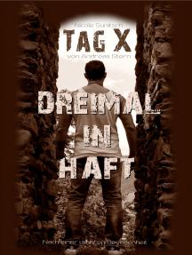 Tag X von Andreas Stern: Dreimal in Haft - Geschichte nach einer wahren Begebenheit