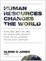 Human Resources Changes the World