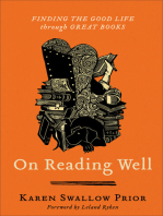 On Reading Well