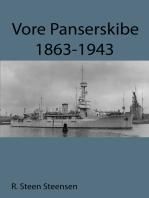 Vore Panserskibe 1863-1943