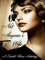 Not Anyone's Wife