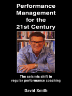 Performance Management for the 21st Century