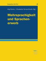 Mehrsprachigkeit und Sprachenerwerb