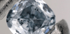Blue Diamonds May Hold Clues About The History Of Water On Earth