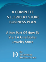 A Complete $1 Jewelry Store Business Plan