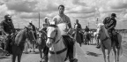 Images from Louisiana's Black Trail-Riding Clubs