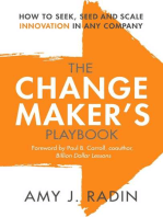 The Change Maker's Playbook