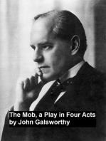 The Mob, a Play in Four Act