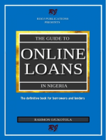 The guide to online loans in Nigeria