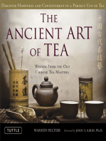 Ancient Art of Tea: Wisdom From the Ancient Chinese Tea Masters
