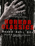 HORROR CLASSICS - Boxed Set
