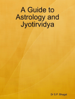 A Guide to Astrology and Jyotirvidya