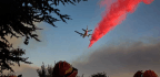 Windy Conditions Threaten To Stoke Large Wildfires Burning In Northern California