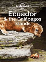 Lonely Planet Ecuador & the Galapagos Islands