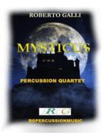Mysticus: Percussion quartet
