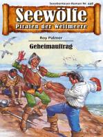 Seewölfe - Piraten der Weltmeere 448