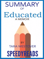Summary of Educated