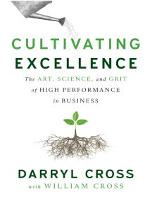 Cultivating Excellence: The Art, Science, and Grit of High Performance in Business