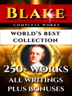 William Blake Complete Works – World's Best Collection