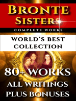 Bronte Sisters Complete Works – World's Best Collection