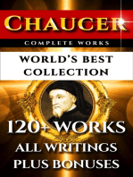 Chaucer Complete Works – World's Best Collection