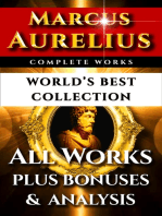 Marcus Aurelius Complete Works – World's Best Collection
