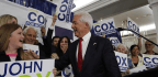 GOP Candidate For California Governor John Cox Shares His Tax Returns — Partially