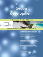 Group development A Clear and Concise Reference