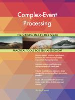 Complex-Event Processing The Ultimate Step-By-Step Guide