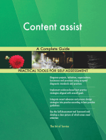 Content assist A Complete Guide