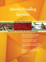 Identity-Proofing Services Standard Requirements