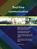 Real-time communication The Ultimate Step-By-Step Guide