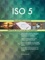 ISO 5 Standard Requirements