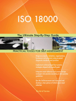 ISO 18000 The Ultimate Step-By-Step Guide