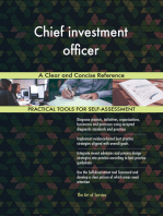 Chief investment officer A Clear and Concise Reference