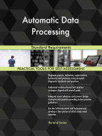 Automatic Data Processing Standard Requirements