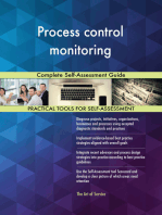 Process control monitoring Complete Self-Assessment Guide
