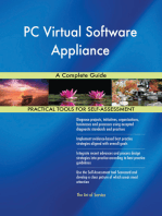 PC Virtual Software Appliance A Complete Guide