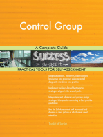 Control Group A Complete Guide