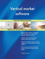 Vertical market software Standard Requirements
